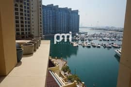 Big Size | Sea View | 2 Bed +Maid's