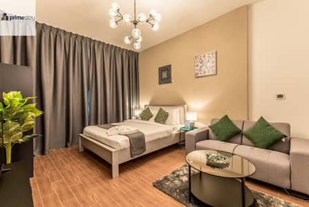 Studio for Rent in Jumeirah Village Triangle (JVT), Dubai - Summer Promo: Fabulous Newly Furnished Studio in JVT
