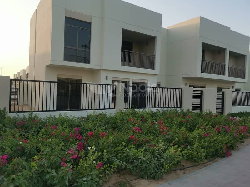 2 3BR + Maid | Type 2 | Noor Townhouses! Nshama Townsquare