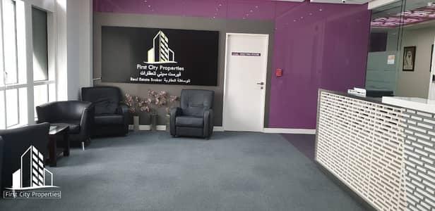 مکتب  للايجار في الخالدية، أبوظبي - Accessible Offices in Khalidiyah