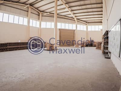 Warehouse for Rent in Dubai Investment Park (DIP), Dubai - Compound of Small Sheds | Ready for Occupation
