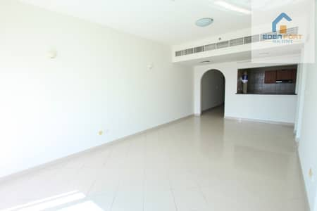 1 Bedroom Flat for Rent in Dubai Sports City, Dubai - Spacious-1BHK+Store-Unfurnished-Hub Canal