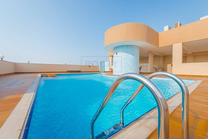 Beautiful 3 B/R | Swimming Pool & Gym | Al Mamzar
