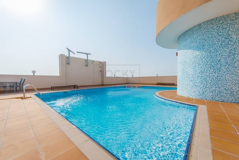 Beautiful 3 B/R | Swimming Pool & Gym | Al Mamzar