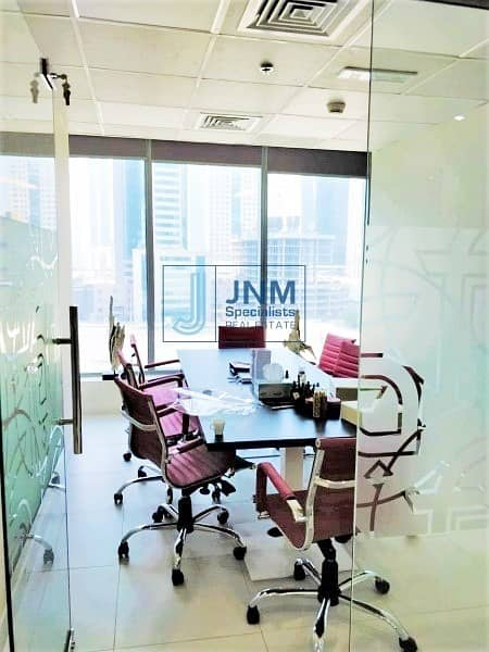 Large Layout Fitted Office | Vacant & Ready