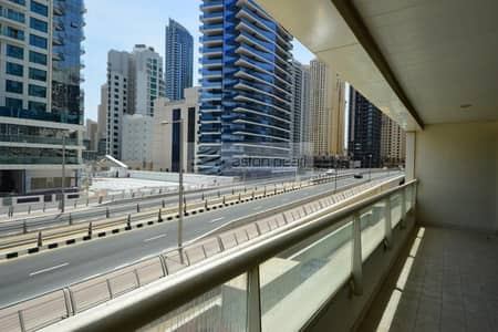 2 Bedroom Flat for Rent in Dubai Marina, Dubai - Bright 2 Bedroom | Well Maintained | Vacant