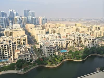 1 Bedroom Apartment for Rent in The Views, Dubai - Links East   Large 1 Bedroom with Canal View