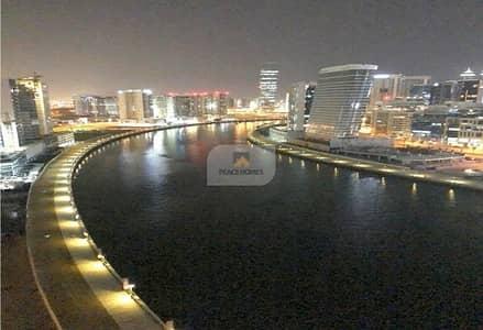 فلیٹ 1 غرفة نوم للايجار في الخليج التجاري، دبي - شقة في برج سكالا الخليج التجاري 1 غرف 50000 درهم - 4702529