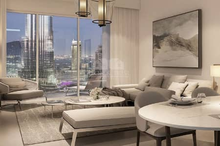 3 Bedroom Apartment for Sale in Downtown Dubai, Dubai - 3 Years Post pay | High ROI | 50% After handover | Emaar