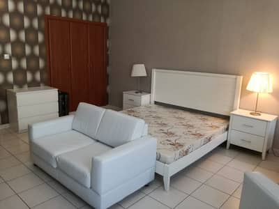 Studio for Rent in International City, Dubai - FULLY FURNISHED STUDIO IN FRANCE CLUSTER 2200 MONTHLY (ORIGINAL PICTURES)