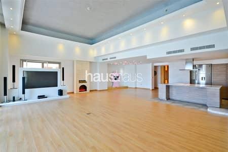 شقة 3 غرف نوم للايجار في نخلة جميرا، دبي - Fully Upgraded | Ultra Luxury | Sea View