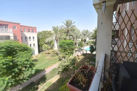 3 Bedroom Apartment for Rent in Green Community, Dubai - Immaculate condition | Garden View