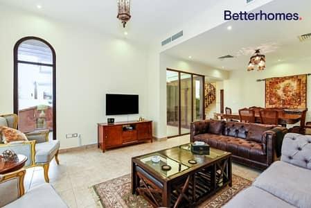 تاون هاوس 4 غرف نوم للبيع في مدن، دبي - Type B   Single Row   Available