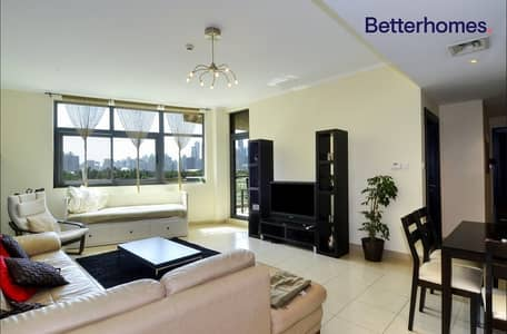 2BR with Balcony | The Links | The Views