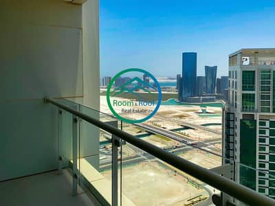 A Prime Residence in the Heart of Marina Square! 2 Balconies