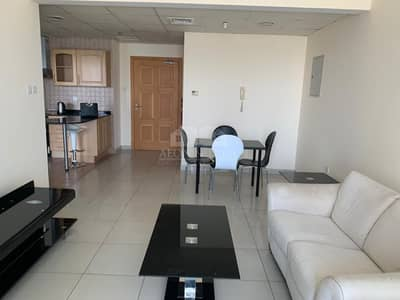 Specious 1 Bed | Furnished Apartment | Near Metro