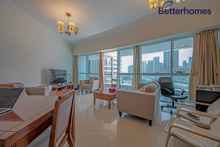 2 Bedroom Apartment for Sale in Jumeirah Lake Towers (JLT), Dubai - Two Parking Slots | With Balcony | SZR View