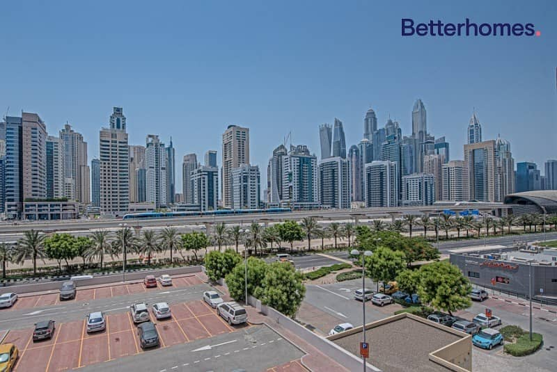 11 Two Parking Slots | With Balcony | SZR View