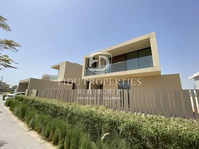 فیلا 6 غرف نوم للايجار في دبي هيلز استيت، دبي - Large yard |Pool and Garden|Fool Golf view