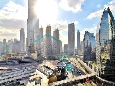 استوديو  للايجار في وسط مدينة دبي، دبي - Amazing Studio Apartment - Full Burj View