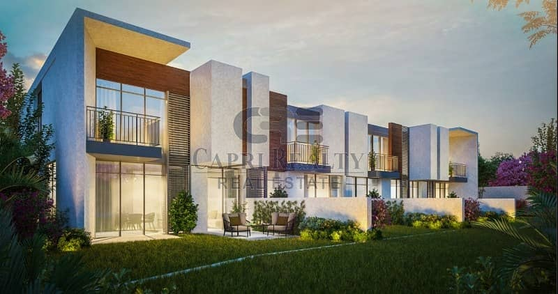 10 Only villa in Dubai with 5 Years post handover plan