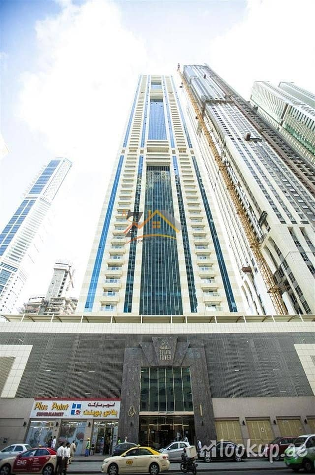 2 3BR WITH MAID'S FOR RENT AT SULAFA TOWER WITH PARKING FULL FACILITY BUILDING