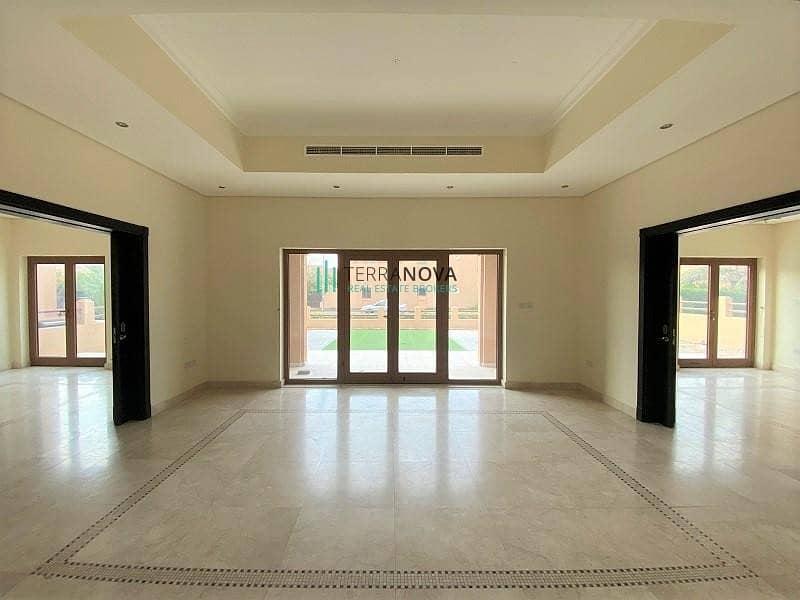Spacious 3 Bedroom + Maids Villa   Dubai Style Type B   Single Row