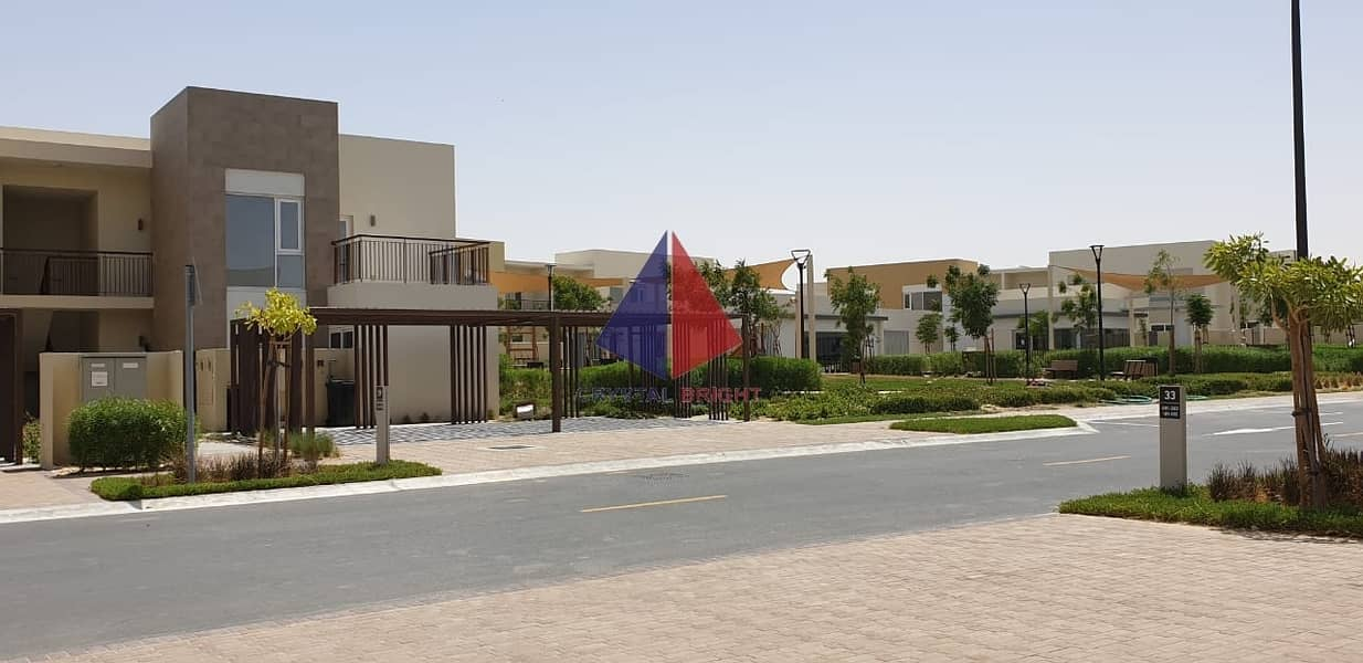 3 Bed | Townhouse |Golf View l Urbana | For Rent and Sale