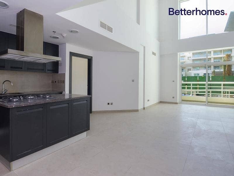 Duplex Loft | Unfurnished | With Parking & Balcony