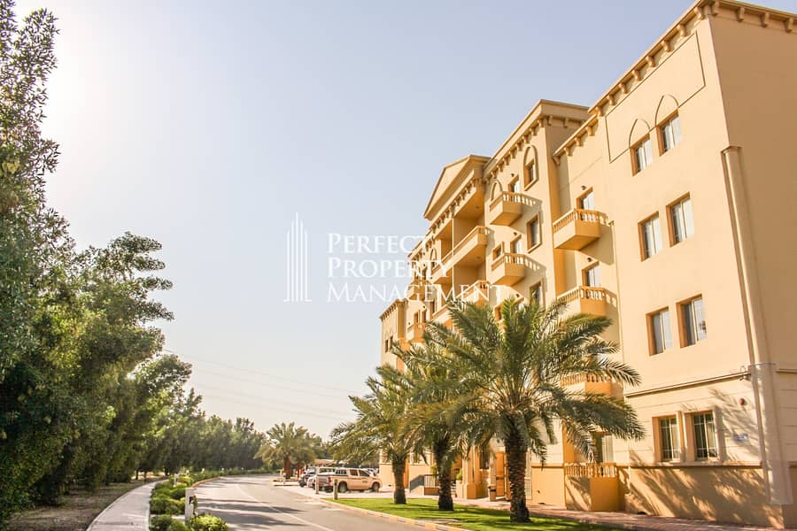 16 One bedroom apartment for rent in Yasmin Village