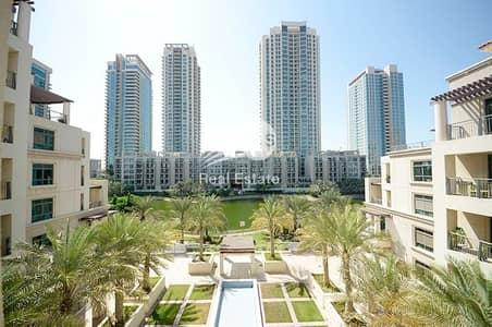 شقة 2 غرفة نوم للبيع في ذا فيوز، دبي - Bright
