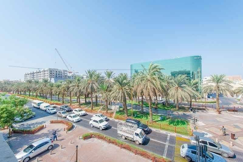 21 Spacious Studio Office Space with  Central Split A/C | Parking | Deira