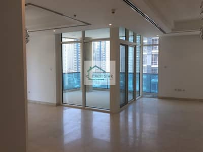 2 Bedroom Apartment for Rent in Dubai Marina, Dubai - Stunning unfurnished 2 bedrooms in Dubai Marina