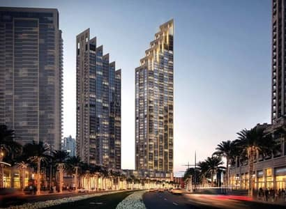 3 Bedroom Apartment for Sale in Downtown Dubai, Dubai - 3 Bed BLVD Heights | 35/65 Payment plan | 10% Downpayment