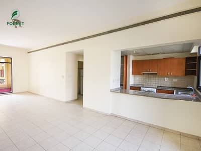 2 Bedroom Flat for Sale in The Views, Dubai - Spacious Layout | 2 Beds |Partly Furnished |Vacant