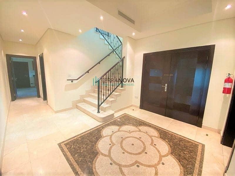 2 Huge 6 Bedroom + Maids + Driver Room + 3 Garage Parking | Quortaj Style