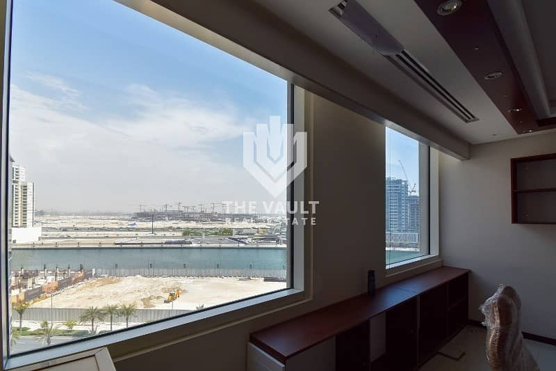 Open View | Fitted & Furnished Office Space
