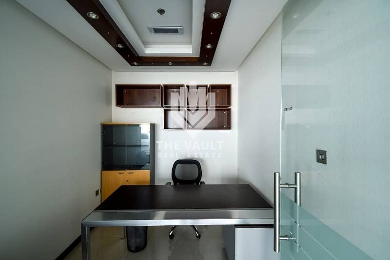 13 Open View | Fitted & Furnished Office Space