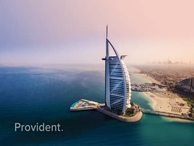 5 Bedroom Penthouse for Sale in Jumeirah Beach Residence (JBR), Dubai - Full Sea and Atlantis view | Luxurious Penthouse