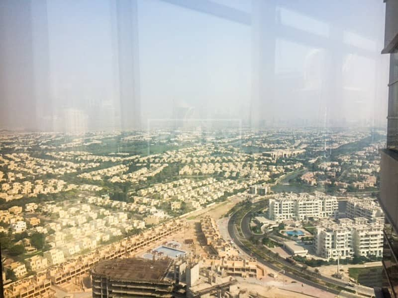 12 Fitted-Furnished   High Floor   with Nice View