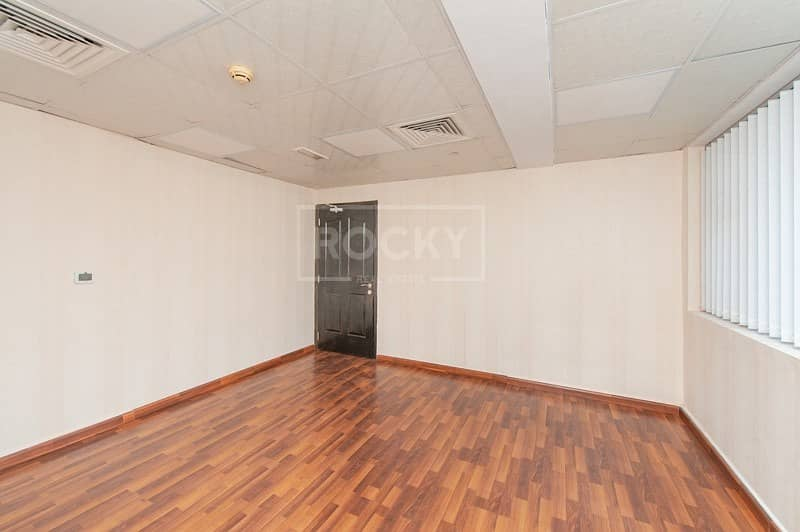 14 Fitted Office | 2 Parking | with Pantry | Business Bay