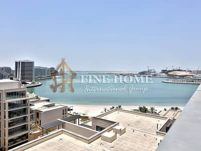 4 Bedroom Apartment for Sale in Al Raha Beach, Abu Dhabi - Ready to move Now 4 Bedroom On Nice Sea View