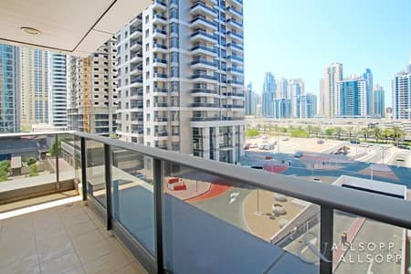 Best 1 Bed Layout | Unfurnished | Balcony