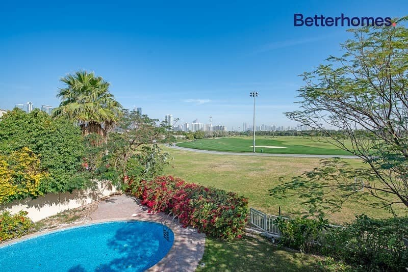 Upgraded | Golf course View| Type 9| VOT