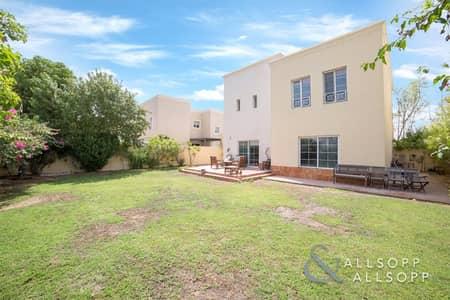 فیلا 3 غرف نوم للبيع في السهول، دبي - Exclusive listing   3 beds   Meadows 1