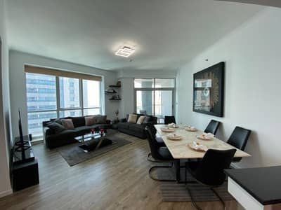 شقة 2 غرفة نوم للايجار في دبي مارينا، دبي - Fully Upgraded Property | Amazing Sea View