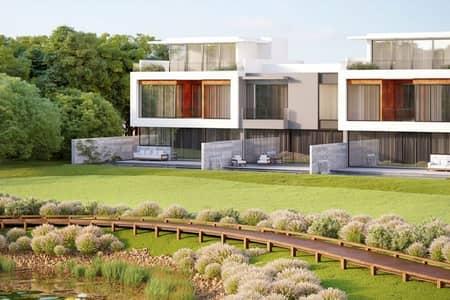 تاون هاوس 3 غرف نوم للبيع في عقارات جميرا للجولف، دبي - Upgraded Townhouse Golf Course view