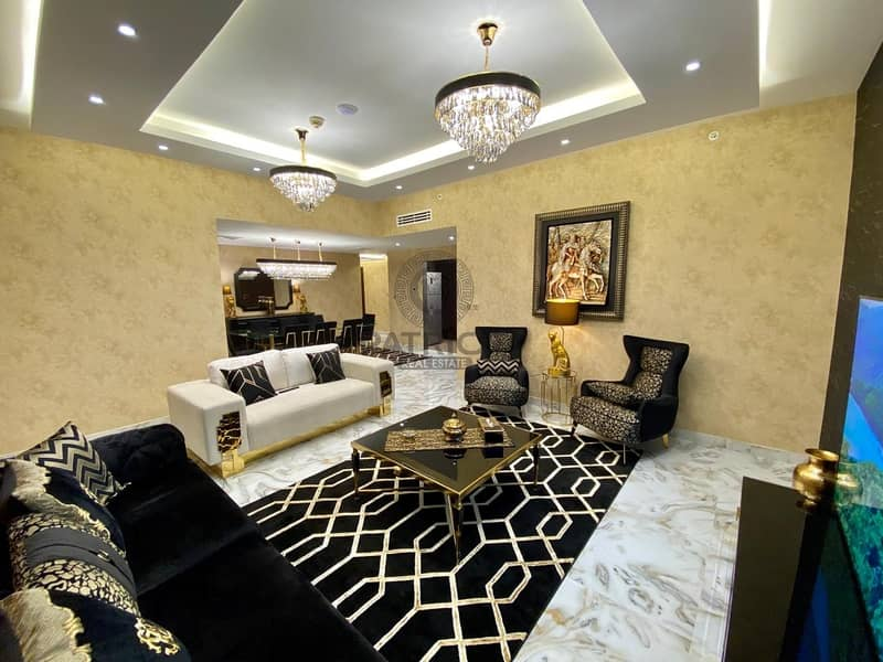 Extravagant | Remarkable | 3 bedroom+maid | Full Sea View