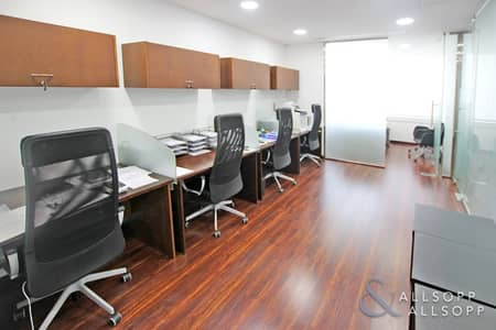 Office for Sale in Al Nahda, Dubai - High Floor | Full Fitted | Modern | 7% ROI