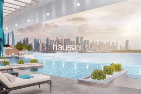 1 Bedroom Flat for Sale in Palm Jumeirah, Dubai - Full Sea View | Post Payment Plan | No Commission
